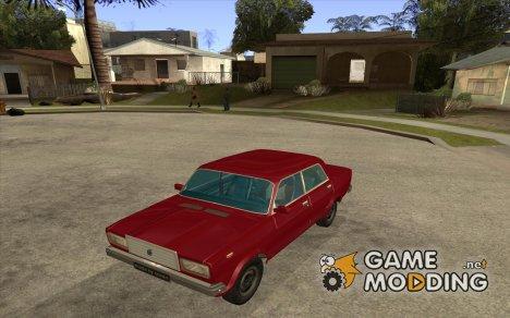 Ваз 2107 Стритрейсер for GTA San Andreas