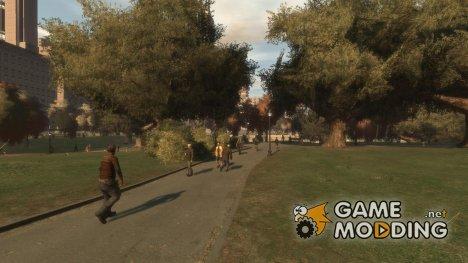 Realism Traffic для GTA 4 for GTA 4