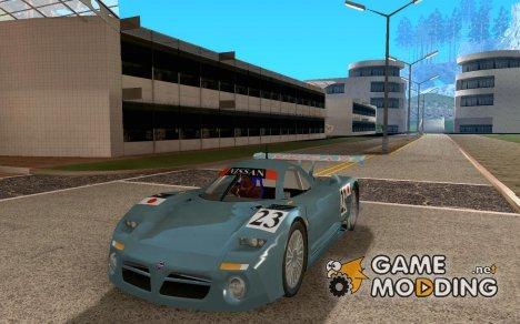 Nissan R 390 GT1 for GTA San Andreas
