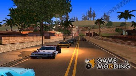 Графический пак для всех PC (By Luntik) for GTA San Andreas