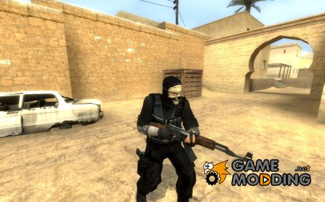 Skull Squad для Counter-Strike Source