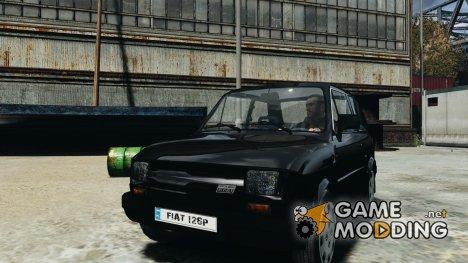 Fiat 126p FL Polski 1994 Wheels 2 для GTA 4