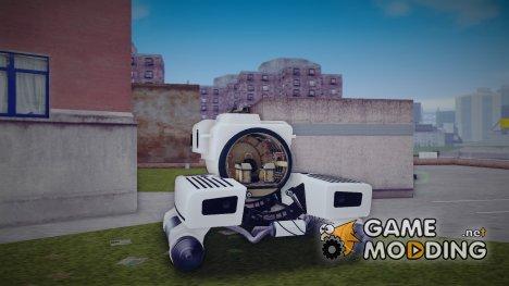 Kraken из GTA V for GTA 3