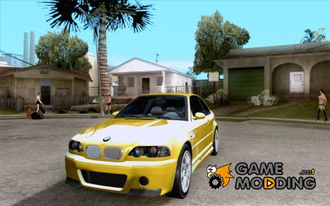 BMW M3 E46 stock for GTA San Andreas