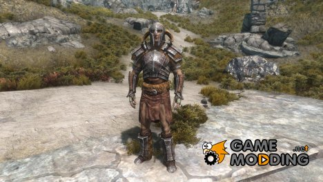 Light Armour for the Companions для TES V Skyrim
