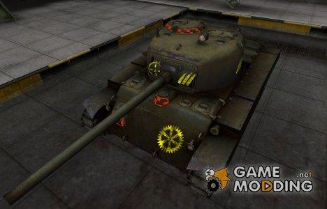 Качественные зоны пробития для T20 for World of Tanks