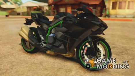 2017 Kawasaki Ninja H2R for GTA San Andreas