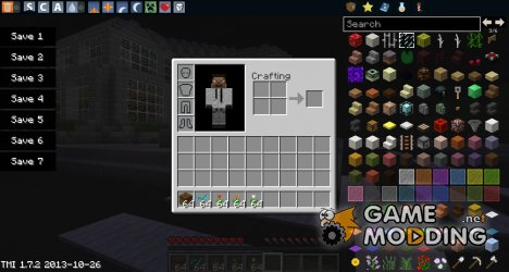 TooManyItems for Minecraft