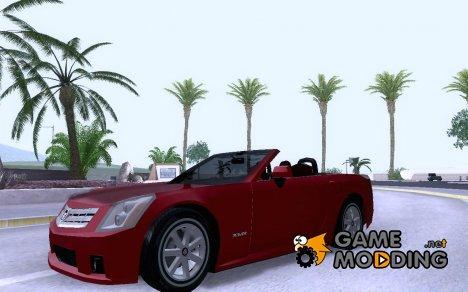 Cadillac XLR for GTA San Andreas