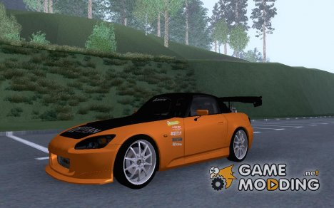 Honda Powerhouse Amuse S2000 Touge Monster для GTA San Andreas