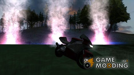 Световые шашки for GTA San Andreas