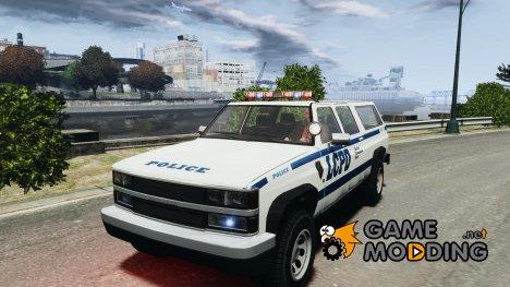 Declasse Yosemite Police для GTA 4