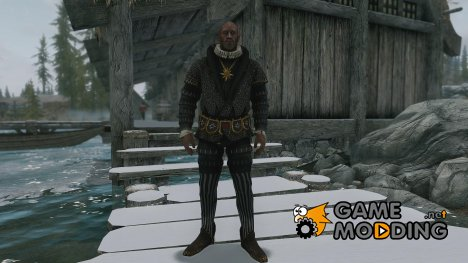 Witcher 2 - Shilard Fitz-Oesterlens Outfit for TES V Skyrim