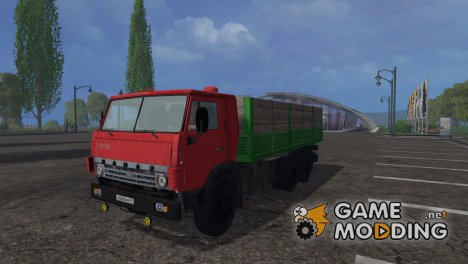 КамАЗ 55212 для Farming Simulator 2015