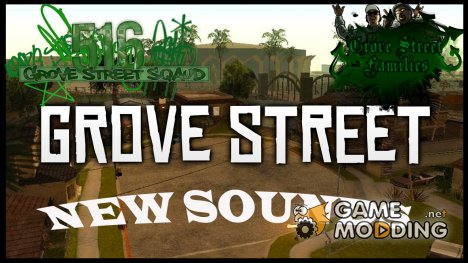 New Grove Sounds for GTA San Andreas