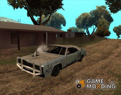 Постапокалиптический Buccaneer for GTA San Andreas