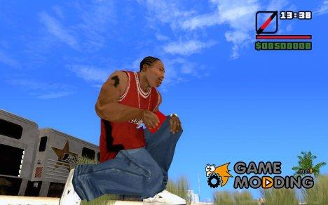 Красная карточка for GTA San Andreas