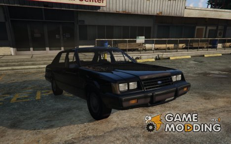 Ford LTD 1985 for GTA 5