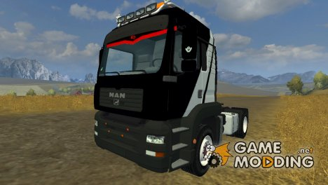 MAN 320 TGSW for Farming Simulator 2013