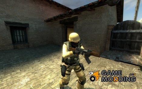 Teh Maestro's Desert CT for Counter-Strike Source