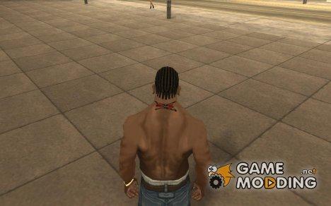 New Triple X Tattoo for GTA San Andreas