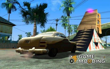 Jump Ramp Stunting for GTA San Andreas