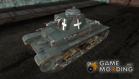Новые шкурки для PzKpfw 35(t) для World of Tanks
