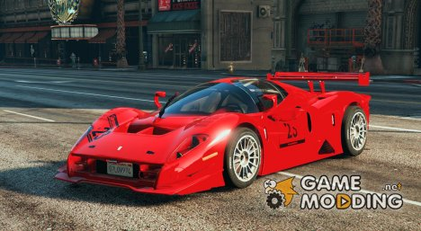 Ferrari P 4-5 2011 for GTA 5