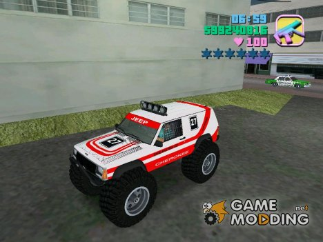 Jeep Cherokee for GTA Vice City