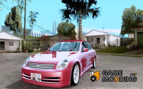 Nissan Skyline 300 GT для GTA San Andreas