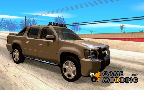 Chevrolet Avalanche for GTA San Andreas
