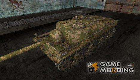 шкурка для T28 №19 for World of Tanks