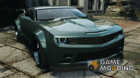 Chevrolet Camaro SS EmreAKIN Edition for GTA 4