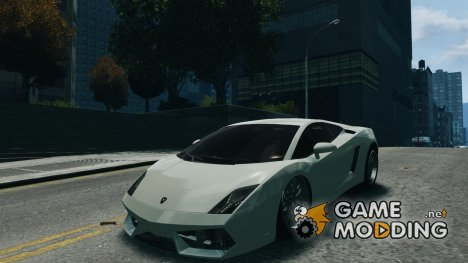 Lamborghini Gallardo Hamann for GTA 4