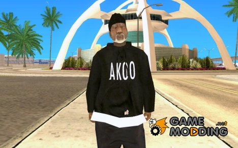 Old Gangster for GTA San Andreas