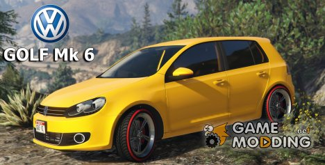 Volkswagen Golf Mk 6 for GTA 5