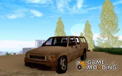 Автомобиль из COD 4 MW для GTA San Andreas