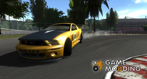 Ford Mustang GT-R Concept для BeamNG.Drive