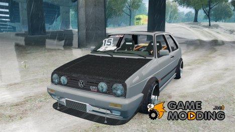 Volkswagen Golf MK2 4WD Street for GTA 4