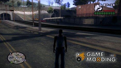 Пак супер графики for GTA San Andreas