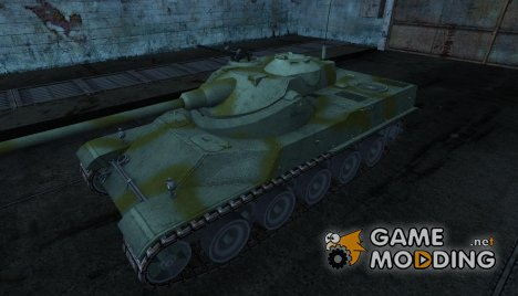 Шкурка для AMX 50 100 для World of Tanks