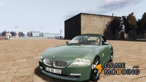 BMW Z4 Roadster 2007 i3.0 Final for GTA 4