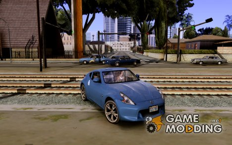 Nissan 370Z 2010 Tunable for GTA San Andreas