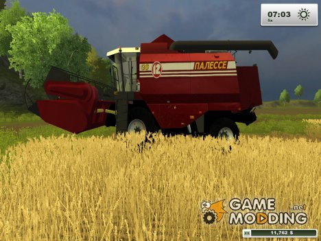 Palesse GS12 для Farming Simulator 2013
