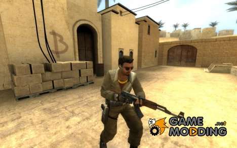Modderfreak's Urban Leet for Counter-Strike Source