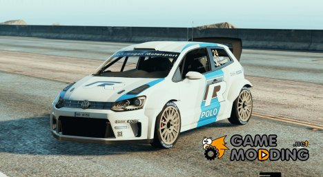 Volkswagen Polo R for GTA 5