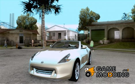 Nissan 370Z Roadster for GTA San Andreas