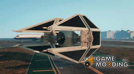 Tie Interceptor (Star Wars) for GTA 5