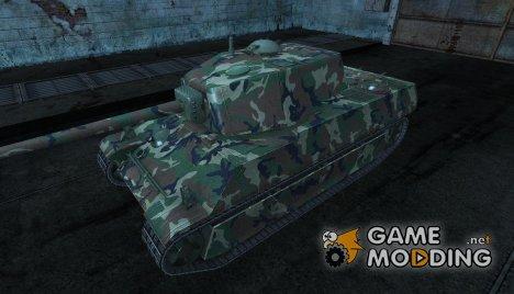 Шкурка для AMX M4 1945 for World of Tanks