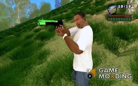 Magnum 44 для GTA San Andreas